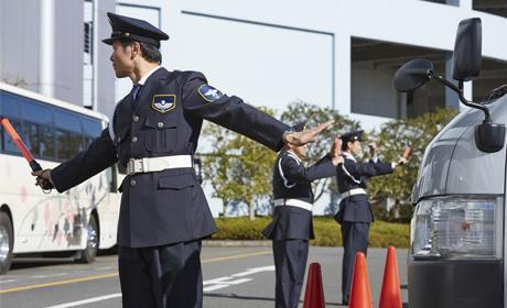 写真:駐車場管理